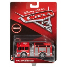 Cars 3 Tiny Lugsworth, Mattel DXV90 DXV92 Disney Auta 3
