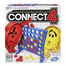 Connect 4, Hasbro Gaming A5640 gra planszowa