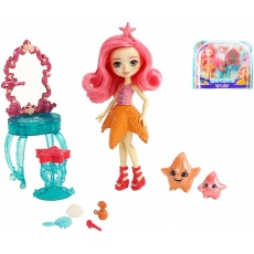 Enchantimals™ Morska lalka Starling Starfish z Idyl i Rypple Mattel FKV58 FKV59