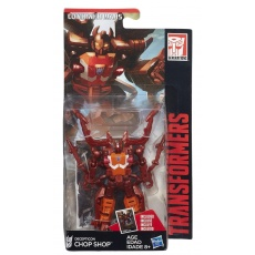 Chop Shop Transformers Generations Combiner Wars, Hasbro B0971 B4667