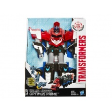 Figurka Mega Optimus Prime Transformers Robots in Disguise, Hasbro B1564 figurki