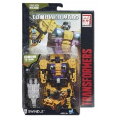 Swindle Transformers Generations Combiner Wars Deluxe Class, Hasbro B0974 B4661