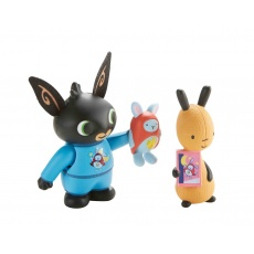 Fisher Price® Bing™ Figurki Bing i Flop Mattel CDY32 DTB85