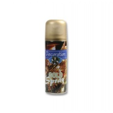 Glitter Spray Brokat w sprayu złoty 250 ml, Brewis