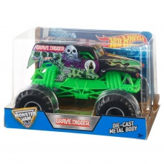 Hot Wheels® Monster Jam® Grave Digger Mattel CBY61 CCB06