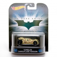Hot Wheels® Retro Batman™ Tumbler Camouflage, Mattel BDT77 CFR16