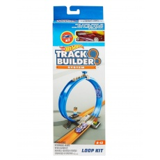 Hot Wheels® Track Builder™ Akcesoria do rozbudowy Pętla Mattel FPF03 FPF04