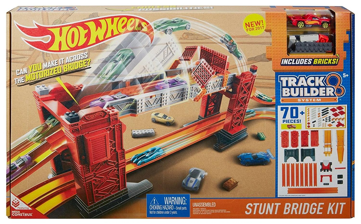 Hot Wheels® Zestaw do rozbudowy Kaskaderski most Mattel DWW97