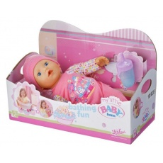 Lalka Bathing Fun pink My Little Baby Born, Zapf Creation 819722 lalki