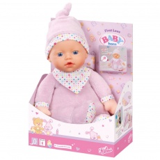 Lalka First Love My Little Baby Born, Zapf Creation 823439 lalki