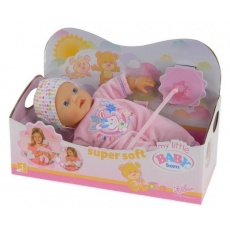 Lalka Super Soft My Little Baby Born, Zapf Creation 819753 819968 lalki
