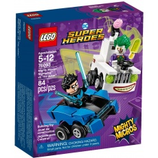 LEGO® DC Comics™ Super Heroes Mighty Micros 76093 Nightwing™ vs. The Joker™