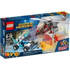 LEGO® DC Comics™ Super Heroes 76098 Lodowy superwyścig