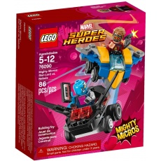 LEGO® Marvel™ Super Heroes Mighty Micros 76090 Star-Lord vs. Nebula