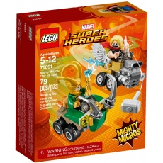 LEGO® Marvel™ Super Heroes Mighty Micros 76091 Thor vs. Loki