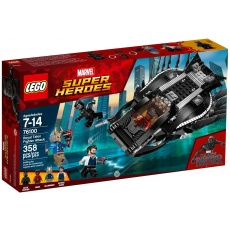LEGO® Marvel™ Super Heroes 76100 Atak myśliwca Royal Talon Fighter