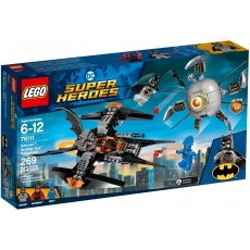 LEGO® DC Comics™ Super Heroes 76111 Batman™ Pojedynek z Brother Eye™