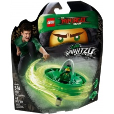 LEGO® NINJAGO® MOVIE™ 70628 Lloyd - mistrz Spinjitzu