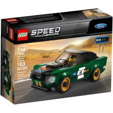 LEGO® Speed Champions 75884 Ford Mustang Fastback z 1968 r.