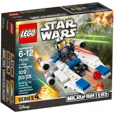 LEGO® Star Wars Microfighters 75160 U-Wing, klocki