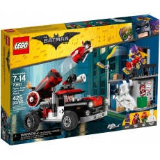 LEGO® The Batman™ Movie 70921 Armata Harley Quinn™