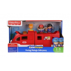 Little People® Pociąg Małego Odkrywcy, Mattel FKW96 DYP25 FPV37 Fisher Price®