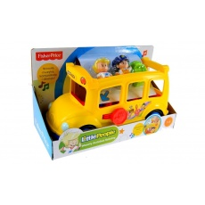 Little People® Wesoły Autobus Mattel CBL55 Fisher Price®