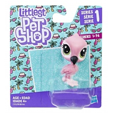 Littlest Pet Shop Figurka podstawowa Flaming S1, Hasbro B9388 C1952 LPS