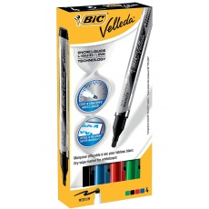 Marker do tablic suchościeralnych Velleda Liquid Ink BiC®