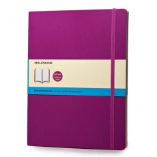 Moleskine Classic Notes w kropki notebook extra large soft orchid purple