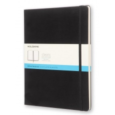 Moleskine Classic Notes w kropki notebook hard black XL