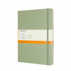Moleskine Classic Notes w linie notebook hard willow green XL P090K12 notesy