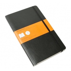 Moleskine Notes w linie notebook large soft