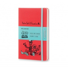 Moleskine Notes w linie hard L Limited Edition Toy Story