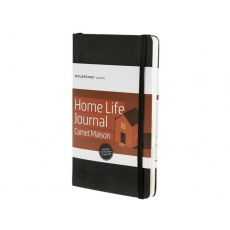 Moleskine Passion Home Life Journal Ognisko domowe, MOPHHO3A notesy