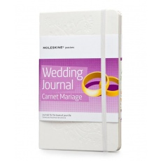 Moleskine® Passion Wedding Journal Notes do planowania ślubu MOPHWD3A