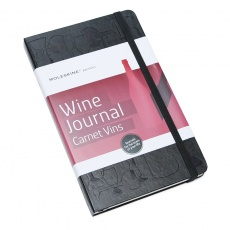 Moleskine® Passion Wine Journal Notes dla koneserów wina