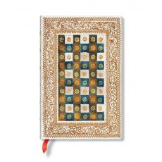 Paperblanks® Venetian Mornings Notes w linie Aureo Mini