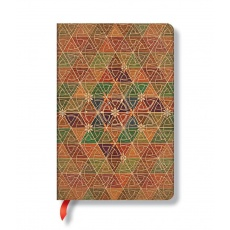 Paperblanks® Kirikane Notes w linie Metta Mini