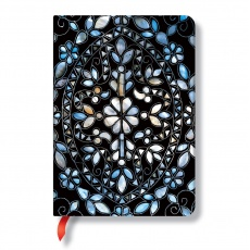 Paperblanks® Anniversary Edition Mirror Vine Notes w linie midi