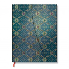 Paperblanks® French Ornate Blue Notes w linie ultra