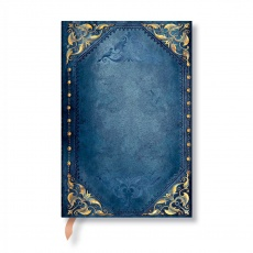 Paperblanks® The New Romantics Peacock Punk Notes w linie mini