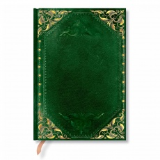 Paperblanks® The New Romantics Velvet Cape Notes w linie midi