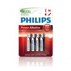 Philips bateria alkaliczna Power 1,5V AAA LR03 Micro, baterie