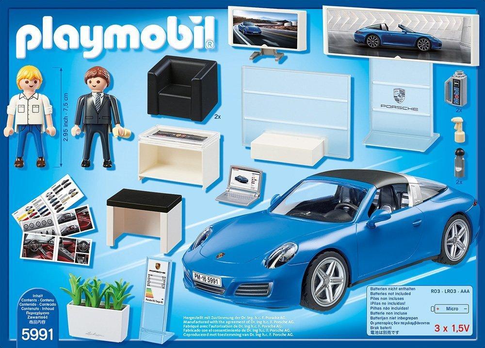 playmobil 5991 porsche 911 targa 4s klocki sklep kleks. Black Bedroom Furniture Sets. Home Design Ideas