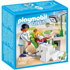 Playmobil City Life 6662 Dentysta