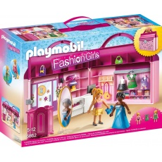 Playmobil Fashion Girls 6862 Przenośny Butik