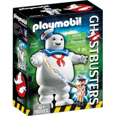 Playmobil Ghostbusters 9221 Pogromcy Duchów Stay Puft Marshmallow Man