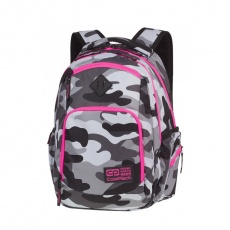 Plecak CoolPack Break A356 Camo Pink Neon Patio 89012CP