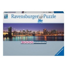 Puzzle New York Panorama 2000 elementów, Ravensburger 166947